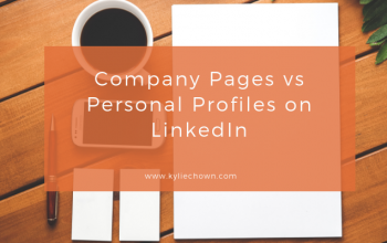 Company Pages vs Personal Profiles on LinkedIn